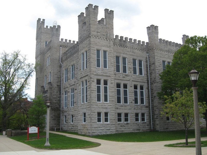 1. Cook Hall Castle (Normal)
