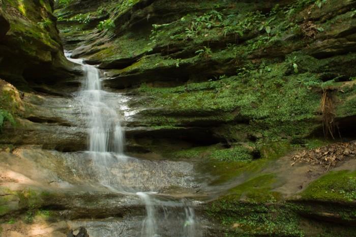 7. Hennepin Falls--Starved Rock (Utica)
