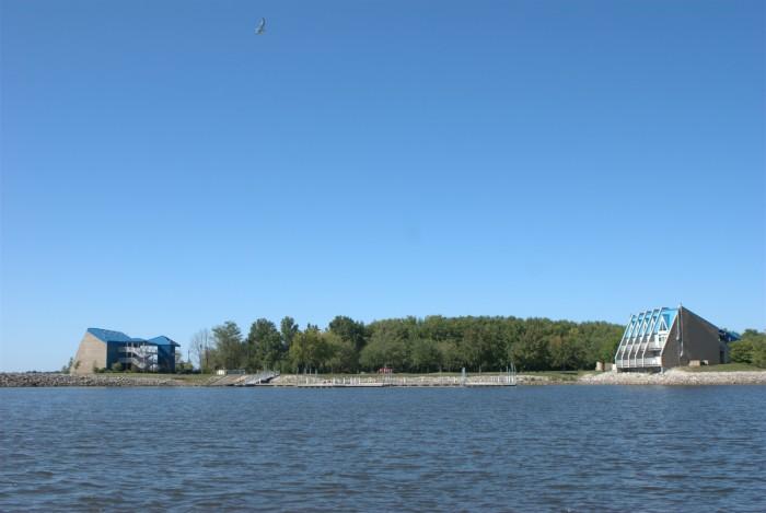 7. Rend Lake (Benton)