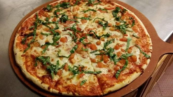 6. Joe's PIzza (Paris)
