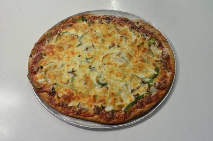 14. Pizza Villa (DeKalb)
