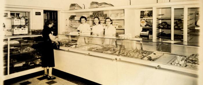 1. Dewey's Bakery, Winston-Salem