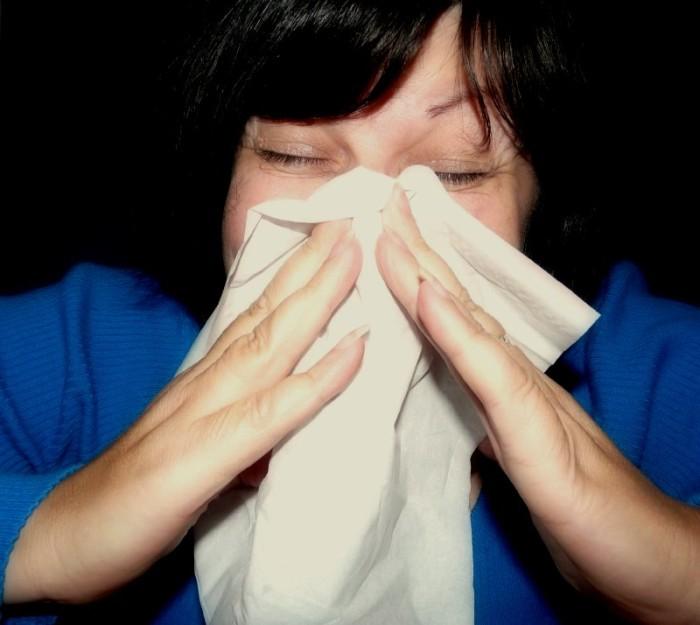 5) Seasonal Allergies
