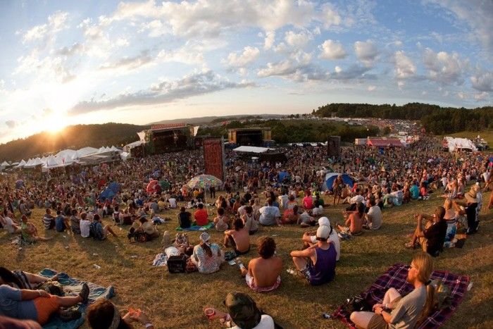 8. The Allgood Music Festival and Campout in Summit Point, W.Va.