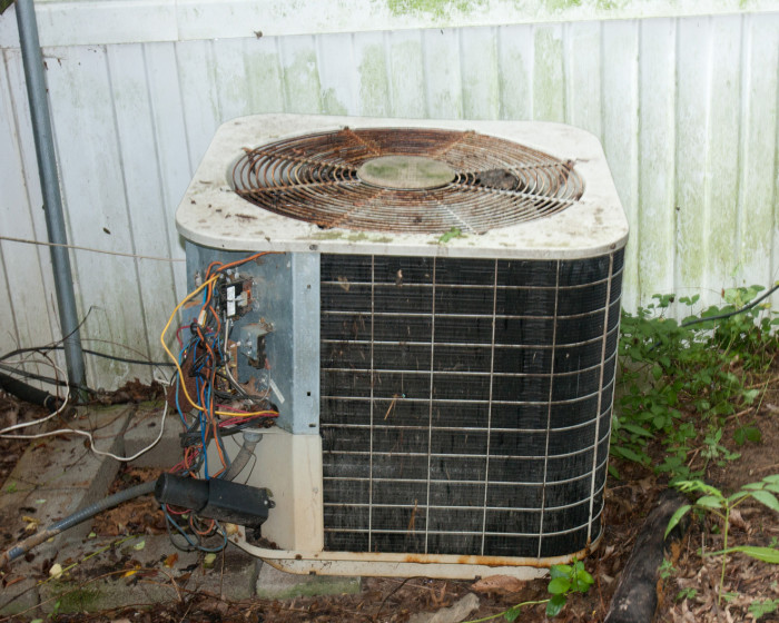 3) Confused Heating and Cooling Systems