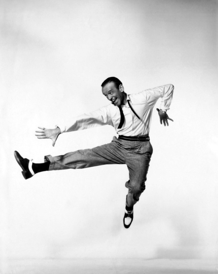 Legendary Dancer and Actor Fred Astaire, Born in Omaha in 1899