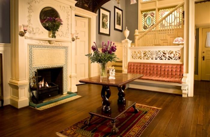 7) Shellmont Inn Bed and Breakfast- 821 Piedmont Avenue NE , Atlanta, GA 30308