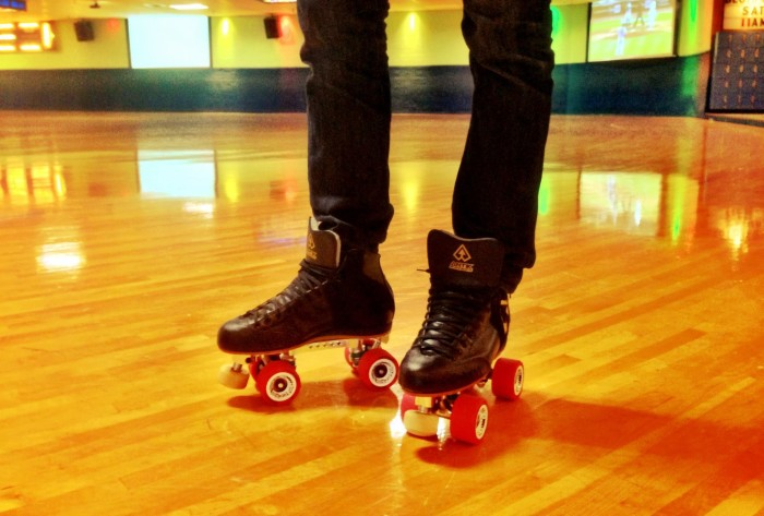 2. Go roller skating at Pattison's North in Spokane or Pattison's West in Federal Way!  You'll feel like you're in high school - falling in love (and on your bottom) for the first time all over again!