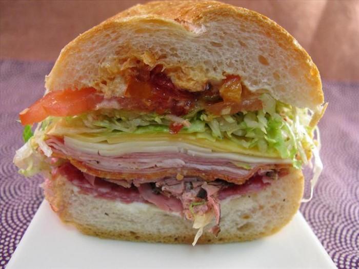 6. Frisco Sandwich Company, Frisco