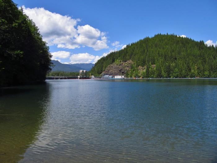 3. Baker Lake - Mount Baker-Snoqualmie National Forest