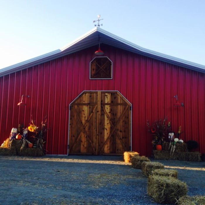 10. Barn at Lollie