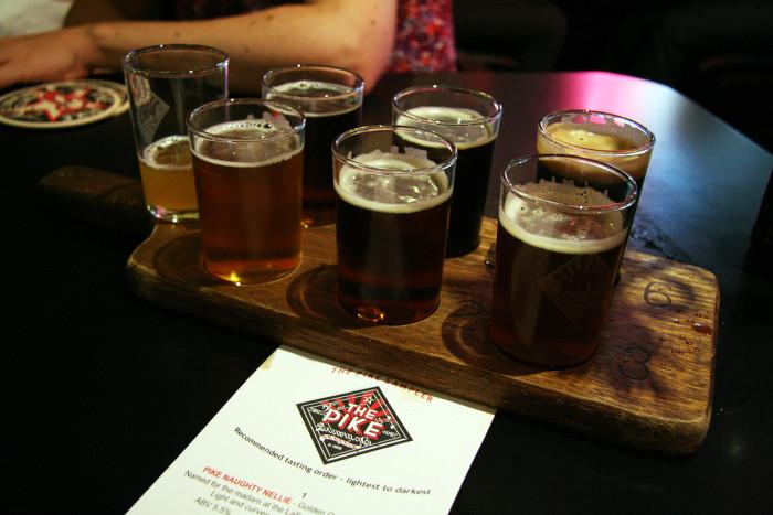 9. Craft beer
