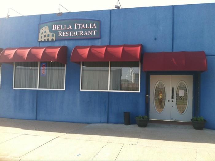 Bella Italia Restaurant, Cozad