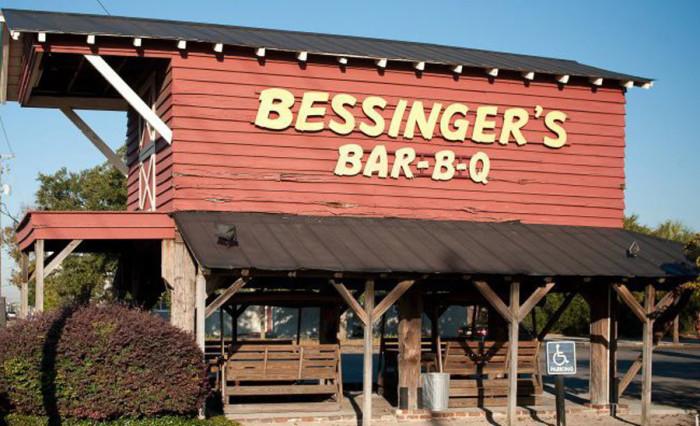 2. Bessinger's Bar-B-Q, Charleston, SC