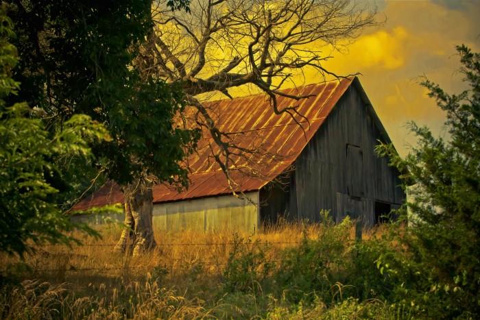 8. Big Barn