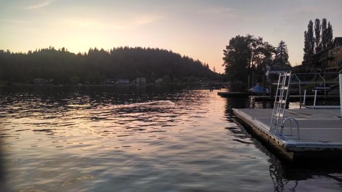 5. Big Lake - near Mount Vernon