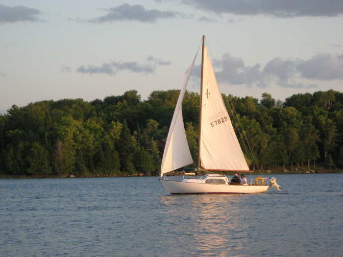 6 Get on a boat and enjoy   Minnesota's best scenery.