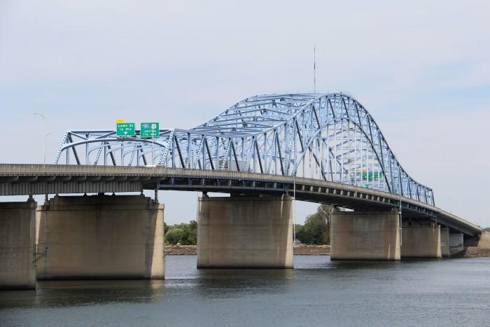 4. The Blue Bridge