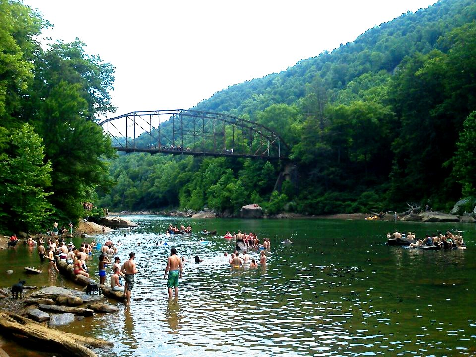 Here Are 7 West Virginia Swimming Holes That Will Make