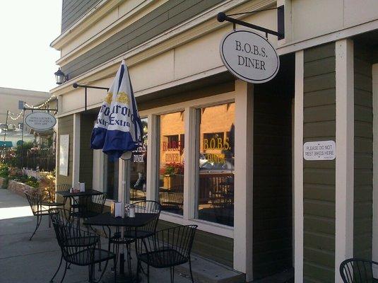 4.) BOBS Diner (Louisville)