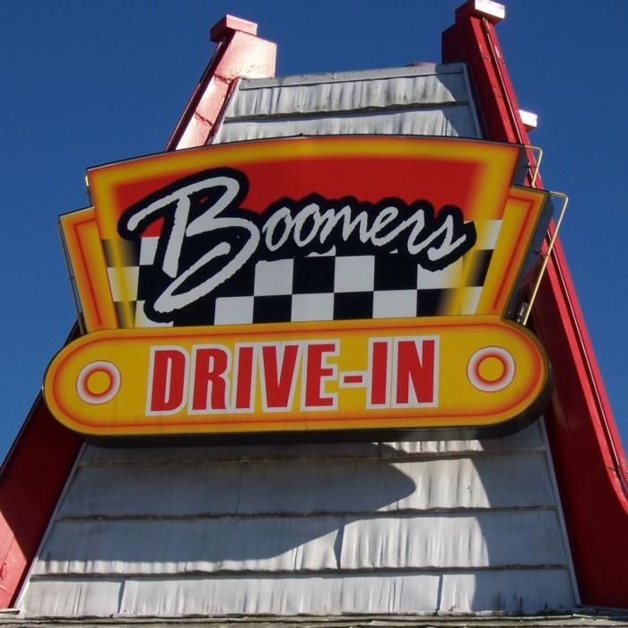 9. Boomer's Drive-In - Bellingham