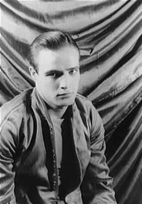 Beloved Actor Marlon Brando, Born in Omaha in 1924