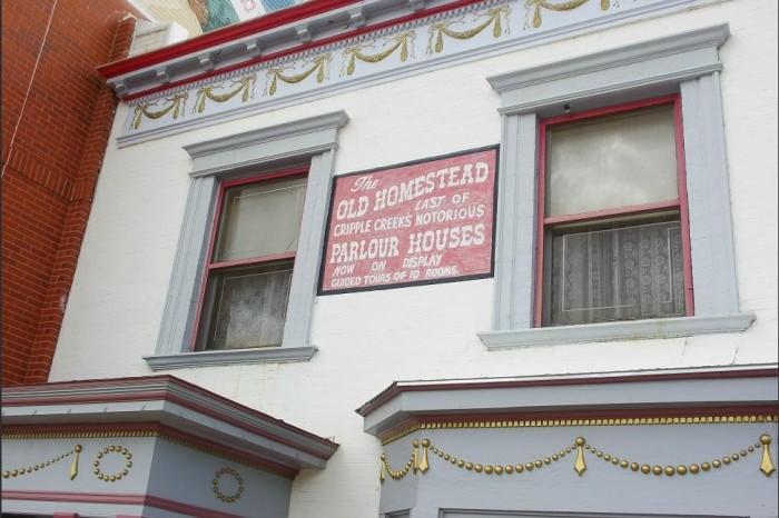6.) Old Homestead House Museum (Cripple Creek)