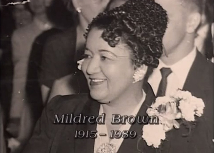 Mildred Brown, Civil Rights Leader and Publisher of the Omaha Star, Lived in Omaha From 1937 Until Her Death in 1989