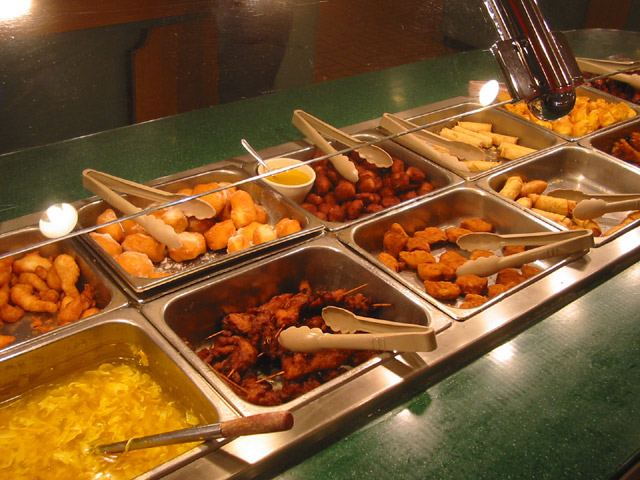 7) We Only Eat at Buffets