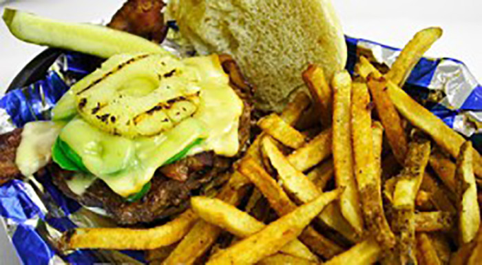 14. The Bulldog. Uptown, downtown, northeast, lowertown. You can get these amazing burgers all over!