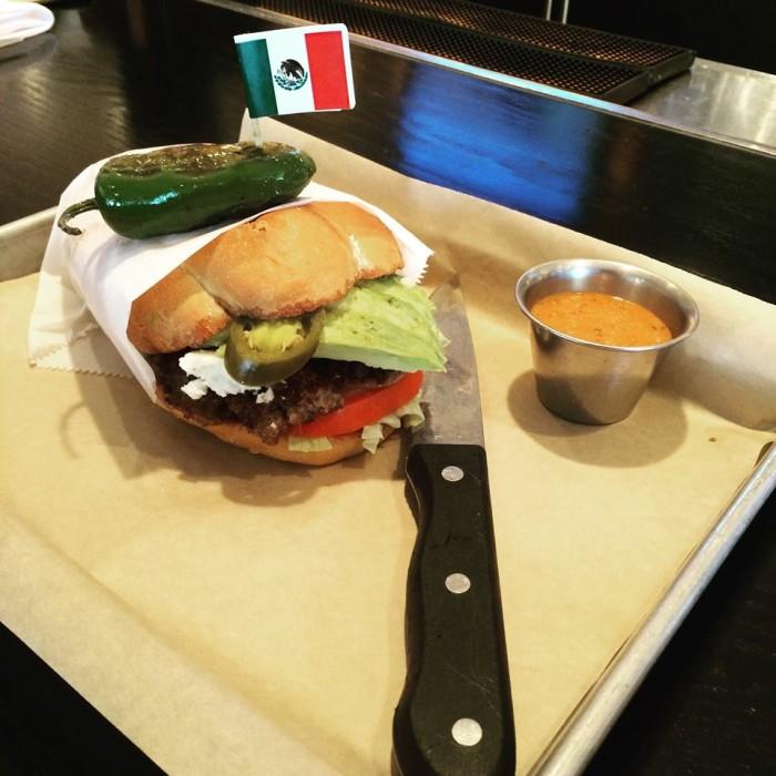 2. Burger Jones in Uptown or Burnsville. Love the themed burgers!