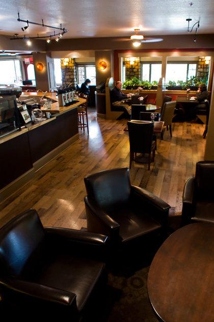 3.) Cafe Vino (Fort Collins)