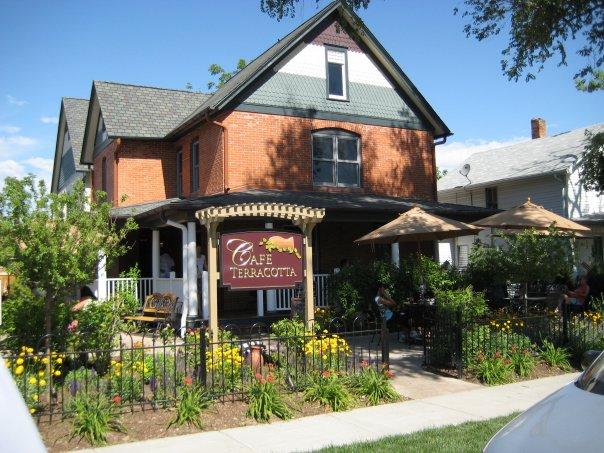 2.) Cafe Terracotta (Littleton)