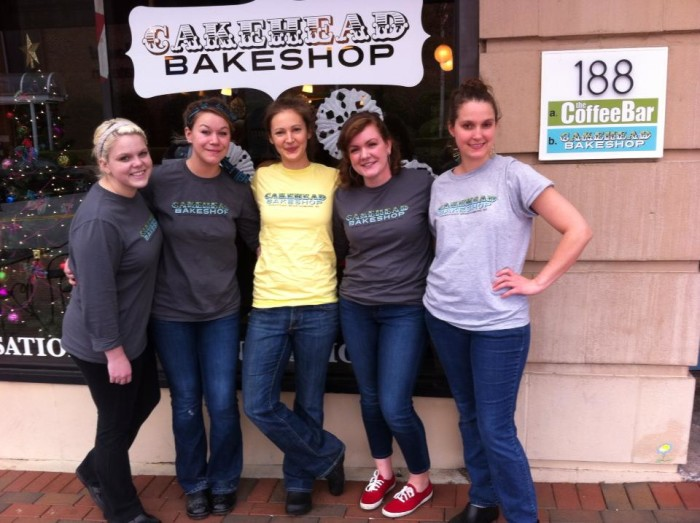 10. Cakehead Bakeshop, Spartanburg, SC