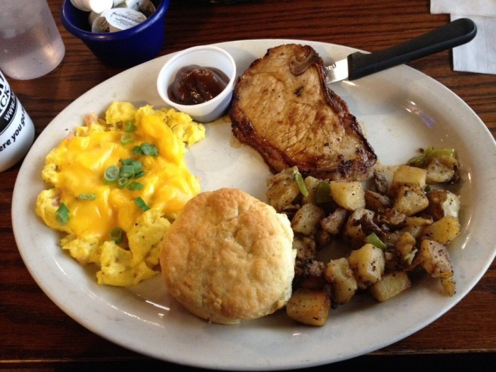 3. Calico County: Widely considered a Fort Smith landmark restaurant, the breakfasts here are served with friendly service.