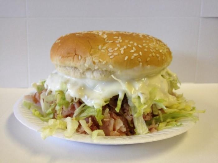 5. Cam's Ham in Huntington