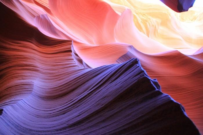 12. Antelope Canyon