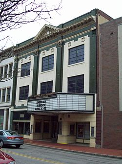 3. The ghost of John Welch at Capitol Plaza Theatre in Charleston