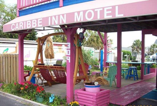 6. Caribbe Inn, Atlantic Beach