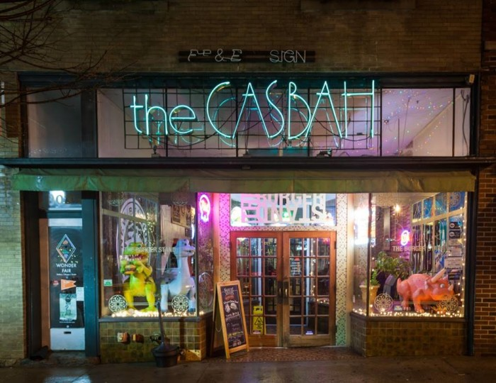8.) The Burger Stand at the Casbah (Lawrence)