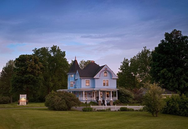 11) Castle in the County Bed and Breakfast Inn, Allegan