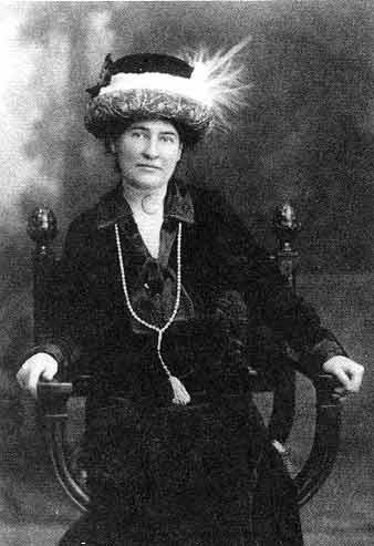 Celebrated Frontier Author Willa Cather, Lived in Nebraska From the Age of Nine