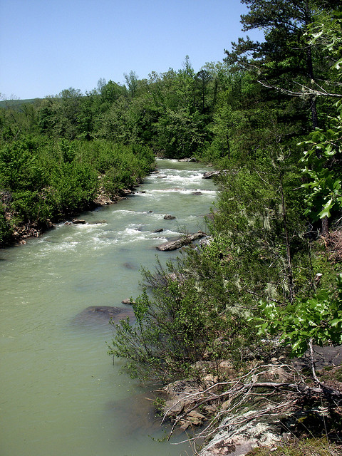 17. Charlton Recreational Area:  Swim or have a picnic along picturesque Walnut Creek, a cold, spring-fed mountain stream in the heart of the Ouachita National Forest.