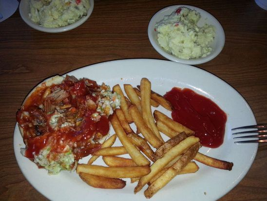 Marianna Arkansas Bar B Que Restaurant