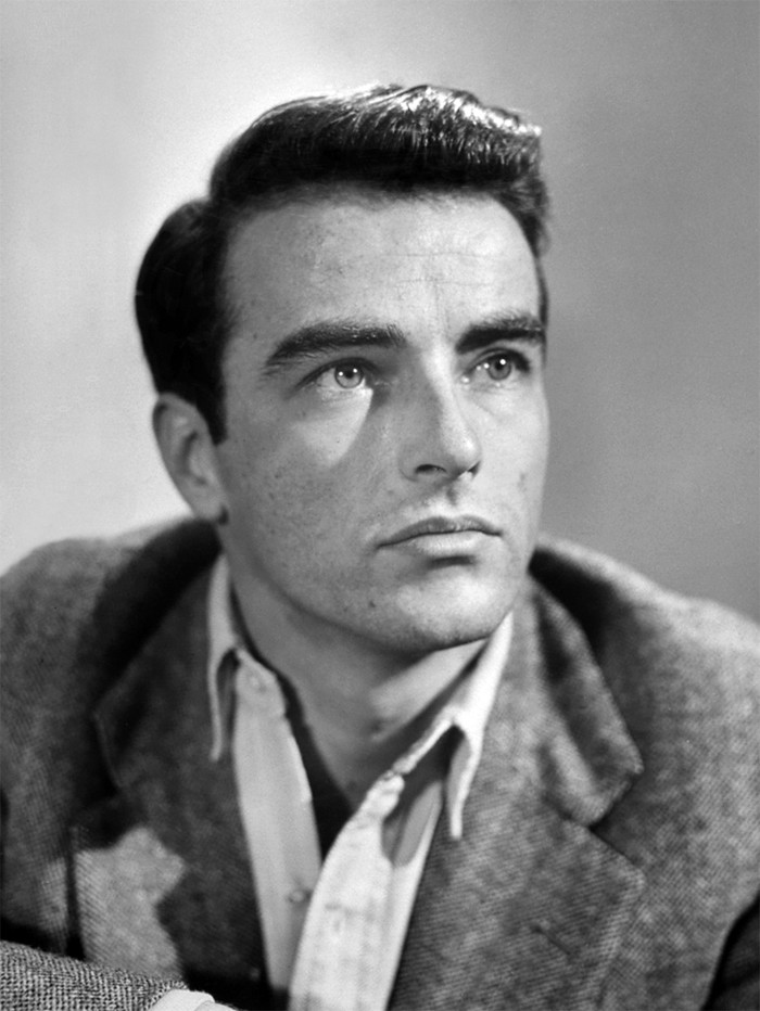 Montgomery Clift, Film and Stage Actor, Born in Omaha in 1920