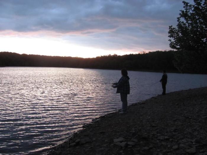10.) Clinton State Park