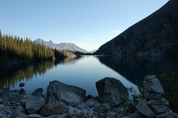 1. Colchuck Lake - Okanogan-Wenatchee National Forest