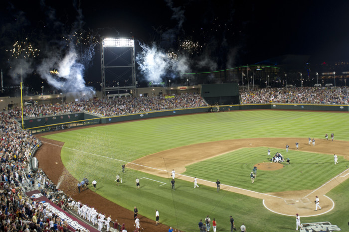 The College World Series is Insane - In a Good Way