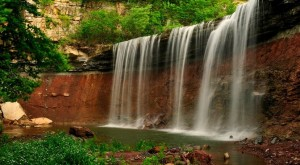 These 10 Hidden Waterfalls In Kansas Will Take Your Breath Away