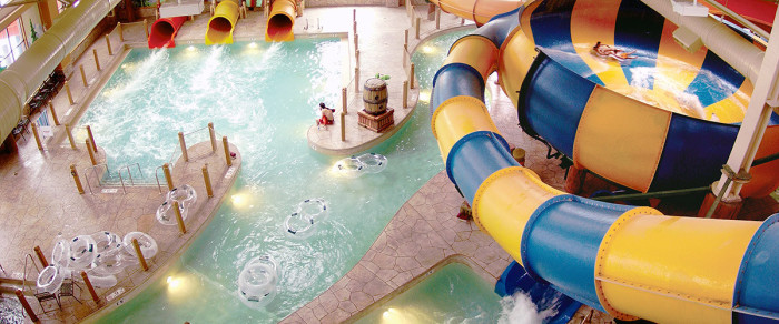 4. Great Wolf Lodge, Pocono Mountains